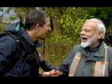 बेअर ग्रिल्सशी हिंदीत संवाद कसा साधला?, मोदींनीच दिलं उत्तर