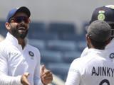 भारतीय संघ दुसऱ्या कसोटी विजयाच्या दिशेने