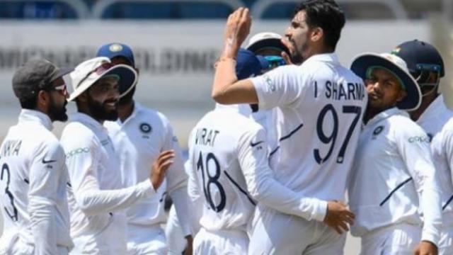 विंडीज संघ संकटात, भारताची विजयाकडे वाटचाल