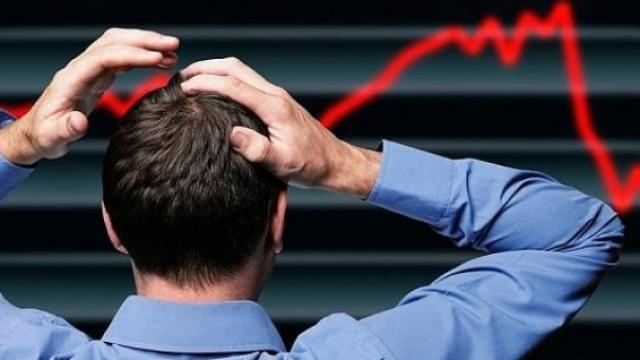 मंगळवारी शेअर बाजार मोठ्या घसरणीसह बंद झाला.