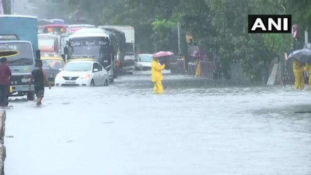 मुंबई पाऊस
