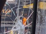 लंडनमधील भारतीय उच्चायुक्त कार्यलयावर दगडफेक