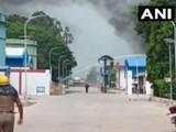 हिंदुस्थान पेट्रोलिअमच्या प्लांटमध्ये स्फोट