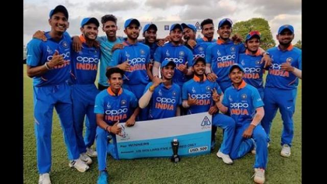 अंडर-19 आशिया कपः बांगलादेशचा पराभव करत भारताने सातव्यांदा पटकावला चषक