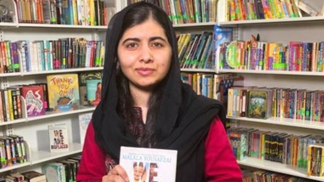मलाला युसुफझाई  (Photo @Malala)