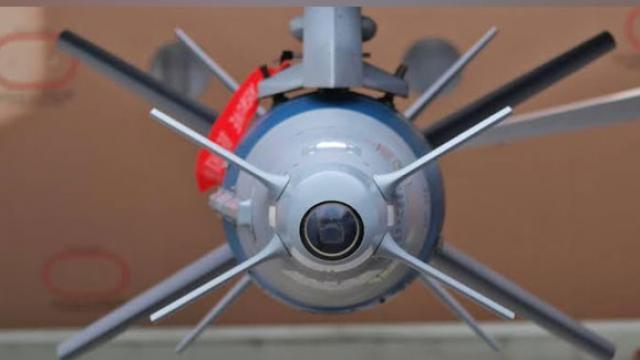 हवाई दलाला इस्रायलकडून मिळाले स्पाइस-२००० बॉम्ब