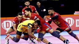 PKL : नवीन कुमारची 'दबंग' कामगिरी! दिल्लीचा आणखी एक विजय