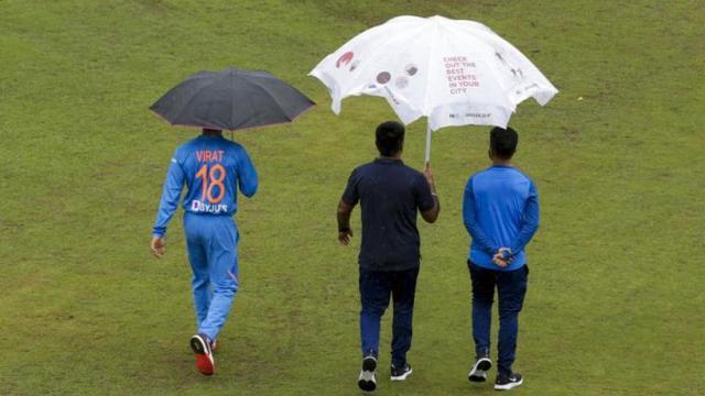भारत-दक्षिण आफ्रिका यांच्यातील पहिला टी-२० सामना पावसामुळे रद्द झाला होता.