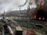 अफगाणिस्तान बॉम्बस्फोट
