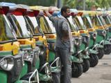 दिल्लीत वाहतूकदारांचा संप
