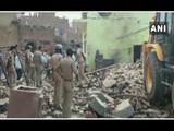 उत्तर प्रदेशमध्ये फटाक्याच्या कारखान्यात स्फोट; ६ जणांचा मृत्यू (ANI)