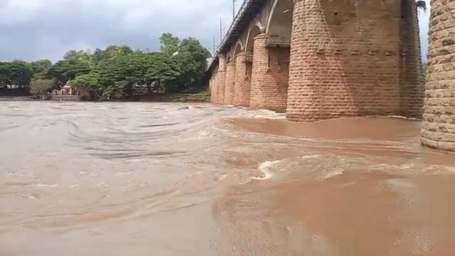 सांगली कृष्णा नदी