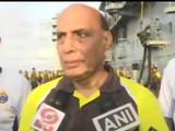 विक्रमादित्यवर राजनाथ सिंह म्हणाले, २६/११चा हल्ला विसरणार नाही (ANI)