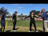 ऑस्ट्रेलि आणि श्रीलंका महिला क्रिकेट सामन्यावेळी हा प्रकार घडला