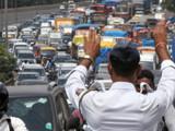 मुंबई वाहतूक कोंडी