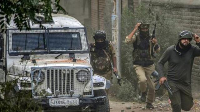 काश्मीरमधील दहशतवादी हल्ला (संग्रहित फोटो)