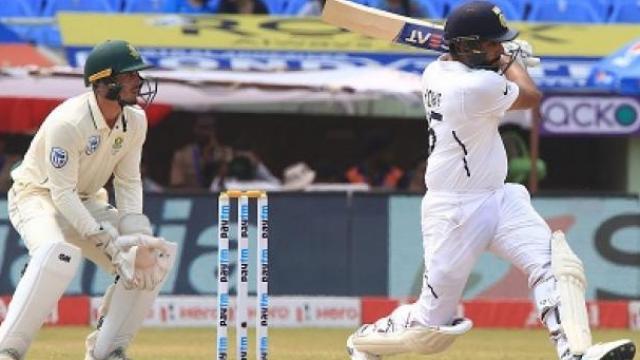 IND vs SA, 2nd Test : रोहितचा हा अनोखा विक्रम लांबणीवर!
