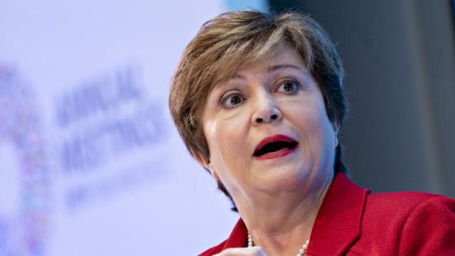 ख्रिस्तिलिना जॉर्जिवा (Bloomberg)