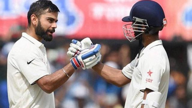 IND vs SA 2nd test Day 1 : पहिल्या दिवसाअखेर भारत ३ बाद २७३ धावा