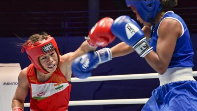 मेरी कोमला कांस्य पदक, तुर्कीच्या खेळाडूकडून पराभव