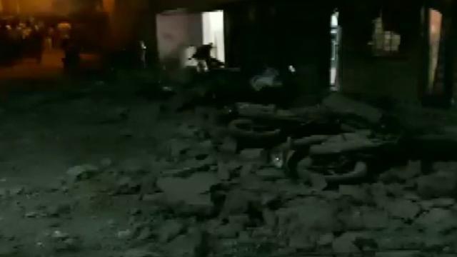 विरारमध्ये इमारतीचा स्लॅब कोसळला