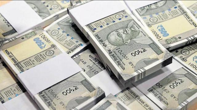 ४ कोटी रुपये जप्त