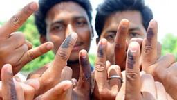 राज्यातील मतदानाची टक्केवारी घसरली! 'करवीर'नगरीत सर्वाधिक मतदान