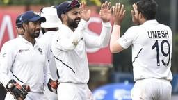 भारतीय संघाने रचला इतिहास; द. अफ्रिकेचा २०२ धावांनी पराभव