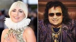 लेडी गागा आणि बप्पी लहरी वर्षाअखेरिस घेऊन येणार हिंग्लिश गाणं