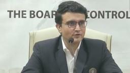 BCCI अध्यक्षस्थानी विराजमान होताच धोनीबाबत गांगुली म्हणाले...