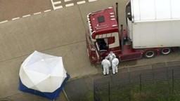 लंडनमध्ये ३९ मृतदेहांनी खचाखच भरलेला कंटेनर सापडल्याने खळबळ