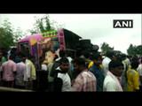 कर्नाटक अपघात
