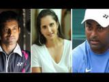 पहिल्या दिवस-रात्र कसोटीचे पेस-गोपीचंद-सानियाला निमंत्रण