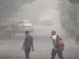 दिल्लीतील हवा प्रदूषण मोठ्या प्रमाणात वाढले आहे