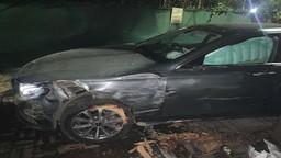 विश्वजित कदम यांच्या गाडीला अपघात; थोडक्यात बचावले
