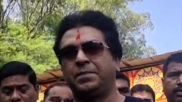 राज ठाकरे (ANI)