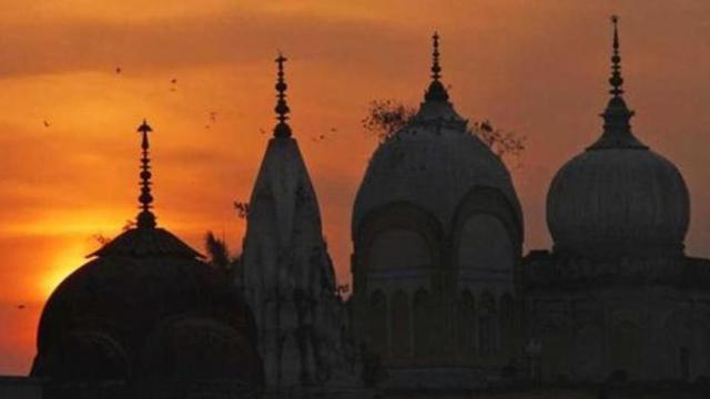 रामजन्मभूमी-बाबरी मशिद खटला