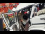 बीड अपघात