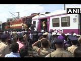 हैद्राबाद रेल्वे अपघात