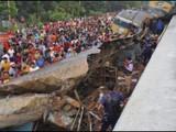 बांगलादेश रेल्वे अपघात