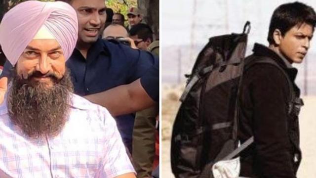 'लाल सिंग चड्ढा'मध्ये आमिरसोबत शाहरुख- सलमानही?