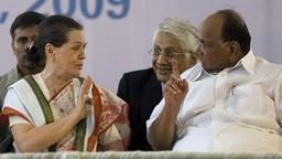 आता सोनिया गांधी आणि शरद पवारांच्या भेटीकडे महाराष्ट्राचे लक्ष