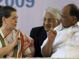 सोनिया गांधी आणि शरद पवार