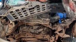 सोलापूर-अक्कलकोट रस्त्यावर कार-ट्रकचा अपघात, तिघांचा जागीच मृत्यू
