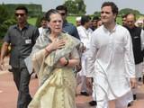 सोनिया आणि राहुल गांधी (संग्रहित छायाचित्र)