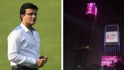 Pink Ball Test : ईडन गार्डनवर वाहतेय गुलाबी हवा...