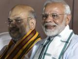 पंतप्रधान नरेंद मोदी आणि गृहमंत्री अमित शहा