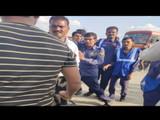 टोल कर्मचाऱ्यावर चाकू हल्ला