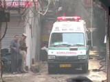 दिल्ली आगः अर्धवट माहिती, निमुळत्या गल्ल्यांमुळे वाढला मृतांचा आकडा (ANI)