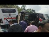सातारा बस अपघात